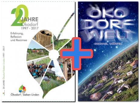20 Jahre Ökodorf Sieben Linden + Öko Dorf Welt