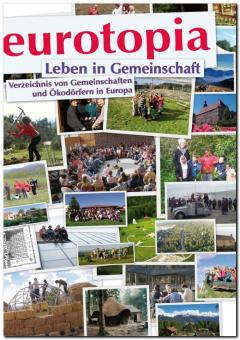eurotopia Directory (German, 2014 edition))